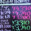 6月10日の金プラチナ買取価格
