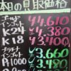 7月7日の金プラチナ価格はいかに?!