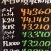 10月7日の金プラチナ買取価格を更新しました!