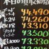 11月11日の金プラチナ買取価格を更新いたしました!