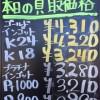 2月5日の金プラチナ買取価格
