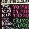 6月17日の金プラチナ買取価格