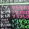 6月23日の金プラチナ買取価格